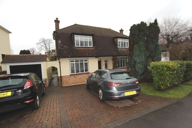 Thumbnail Detached house for sale in Fullerton Road, Carshalton