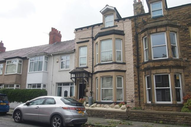 Thumbnail Terraced house for sale in Grange Street, Bare, Morecambe