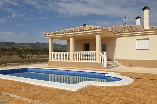 Thumbnail Land for sale in Pinoso, Alicante, Spain