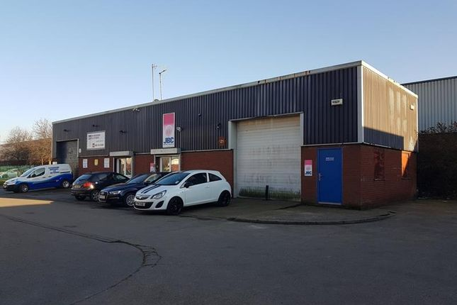 Thumbnail Light industrial for sale in Z1, South Orbital Trading Park, Hedon Road, Hull