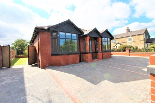 Thumbnail Detached bungalow for sale in Starling Road, Bury