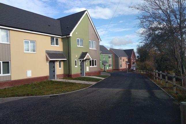Thumbnail Semi-detached house for sale in Brandeston Road, Cretingham, Woodbridge