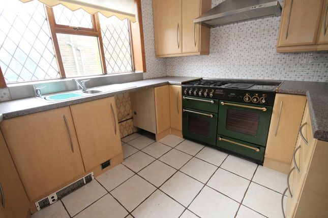 Thumbnail End terrace house for sale in Lennox Road, Todmorden