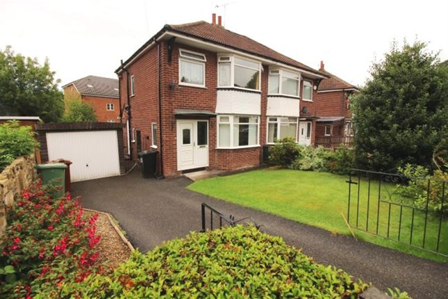 Thumbnail Semi-detached house for sale in Armley Grange Crescent, Armley