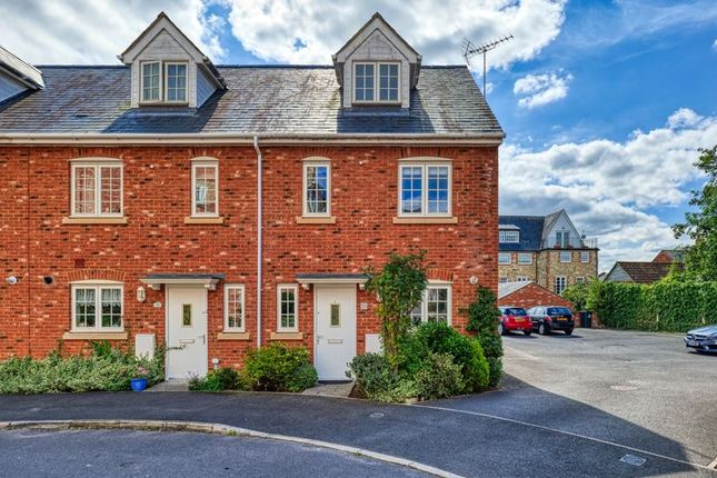 Thumbnail End terrace house for sale in The Spa, Holt, Trowbridge