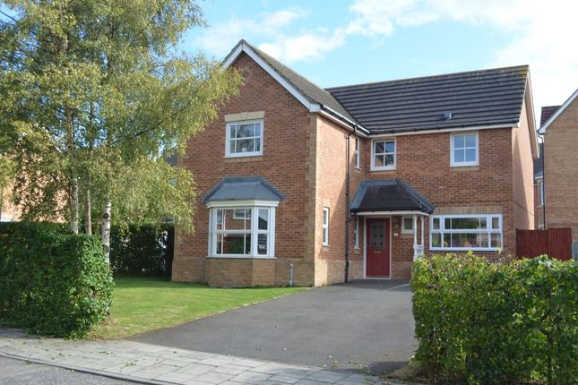 4 bed detached house for sale in Reedsmouth Place, Newcastle Upon Tyne