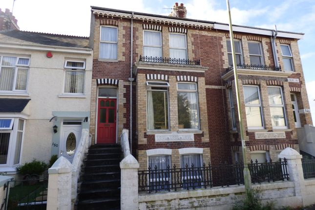 Thumbnail Terraced house to rent in Salisbury Road, St Judes, Plymouth