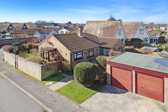 Thumbnail Bungalow for sale in The Framptons, East Preston, West Sussex