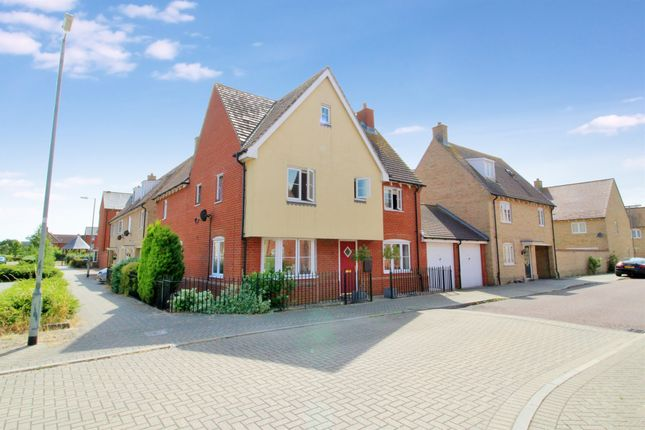 Thumbnail Detached house for sale in Secundus Drive, Colchester