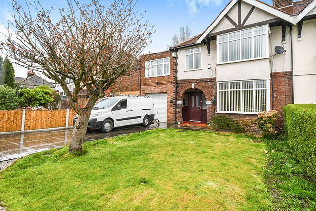 4 bed semi-detached house for sale in Rupert Road, Huyton, Liverpool