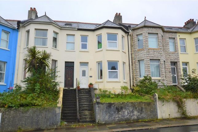 Thumbnail Terraced house for sale in Saltash Road, Keyham, Plymouth, Devon