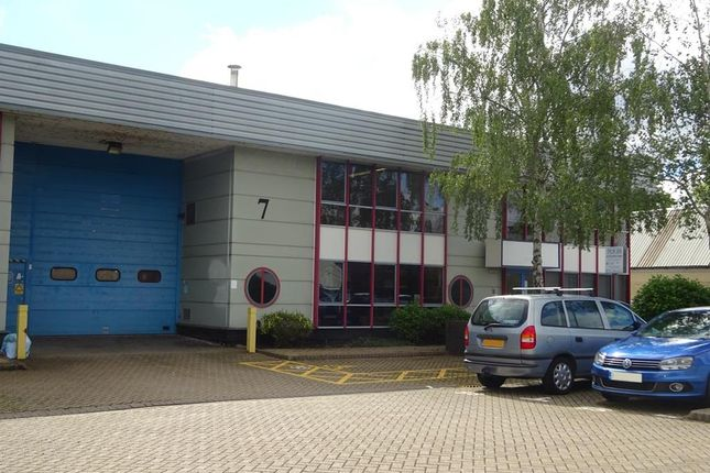 Thumbnail Warehouse to let in The Riverside Business Centre, Walnut Tree Close, Guildford, South East