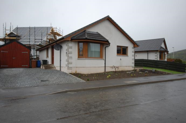 Thumbnail Semi-detached bungalow to rent in 30 Corsemaul Drive, Dufftown
