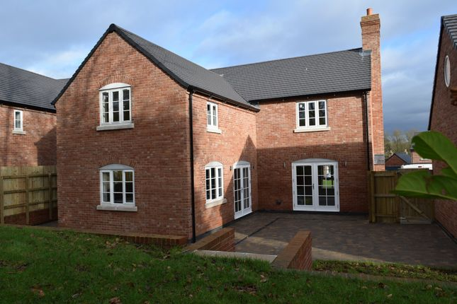 Thumbnail Detached house for sale in 1 William Ball Drive, Horsehay, Telford, Shropshire