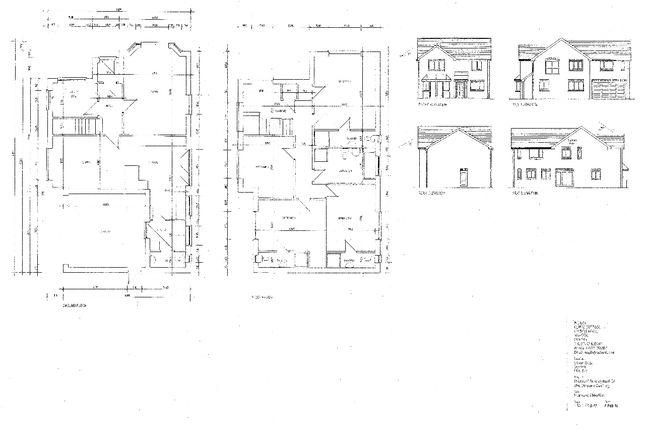 Thumbnail Detached house for sale in Dover Close, Warton, Preston