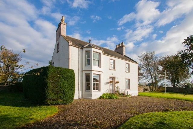 Thumbnail Detached house for sale in Carmyllie, Arbroath, Angus