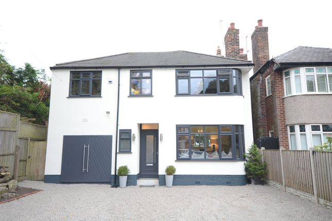 Thumbnail Detached house for sale in Newcroft Road, Woolton, Liverpool