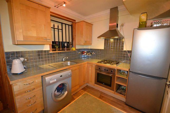 Thumbnail Terraced house to rent in Gresham Drive, Chadwell Heath, Romford