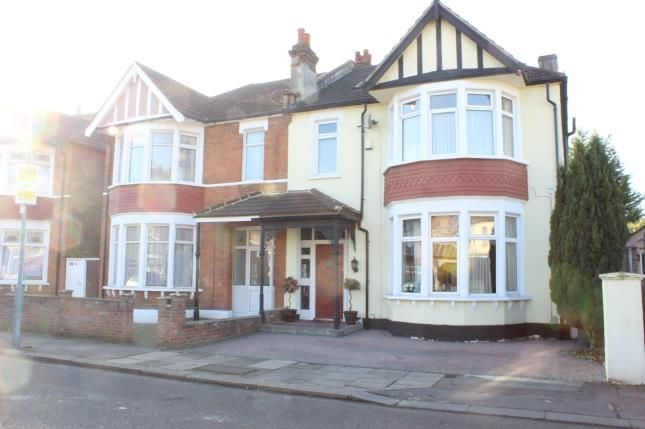 Thumbnail Semi-detached house for sale in Woodstock Gardens, Ilford
