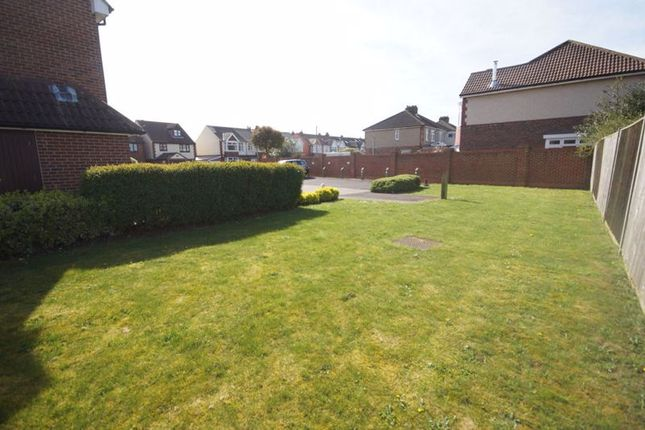 Communal Gardens of Flagship House, Nelson Avenue, Portchester PO16