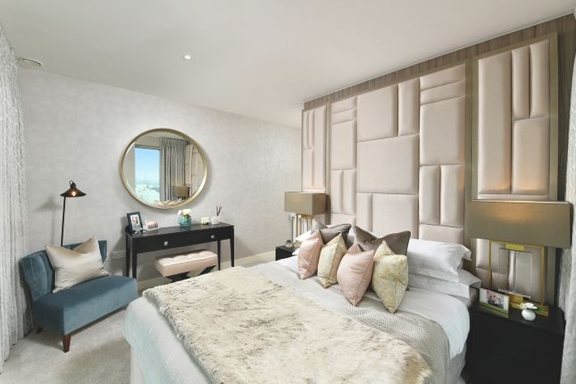Thumbnail Flat for sale in Waterfront II, Royal Arsenal Riverside, Woolwich, London