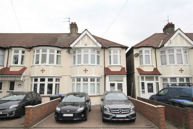 Thumbnail End terrace house for sale in Firs Lane, London