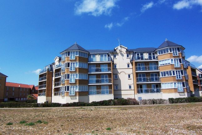 Thumbnail Flat to rent in Eugene Way, Sovereign Harbour North, Eastbourne