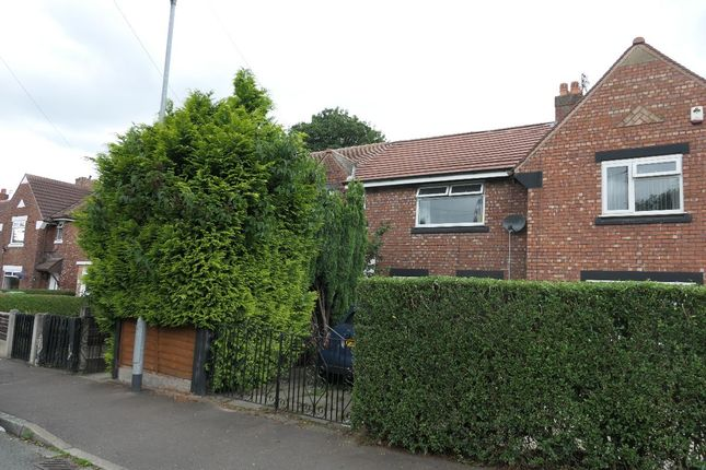 Thumbnail Terraced house to rent in Greenway, Manchester