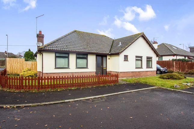 Thumbnail Detached bungalow for sale in Summerfield Close, Wimborne
