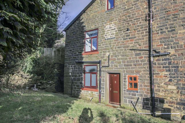 2 bed end terrace house to rent in Newchurch Road, Stacksteads, Bacup OL13