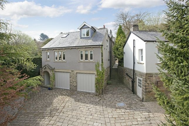 Thumbnail Detached house for sale in Oaklands Cottage & Grumpy Cottage, Queens Drive Lane, Ilkley, West Yorkshire