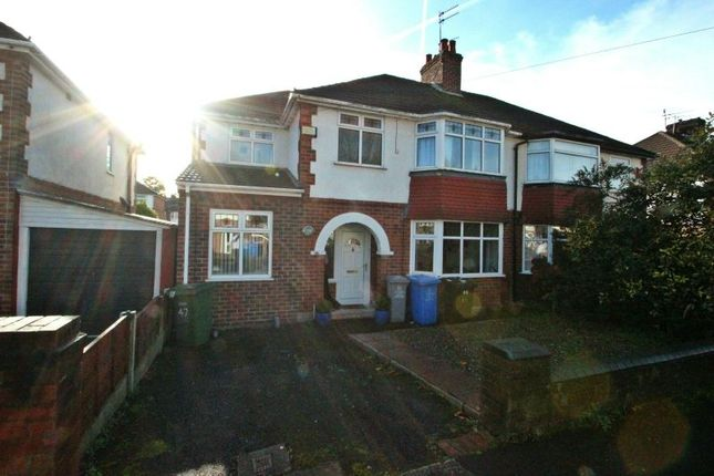 Thumbnail Semi-detached house for sale in Arcadia Avenue, Sale