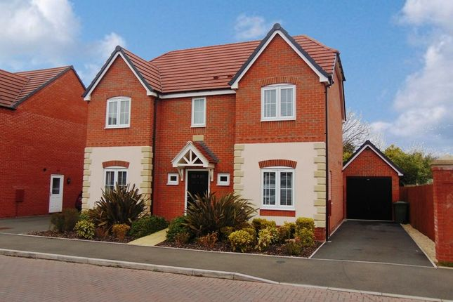 Detached house for sale in Bridleway Views, Evesham