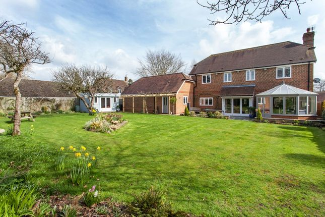 Thumbnail Detached house for sale in Well View, Stoke Row, Henley-On-Thames
