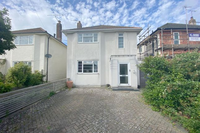 Thumbnail Detached house for sale in Angus Road, Goring-By-Sea, Worthing