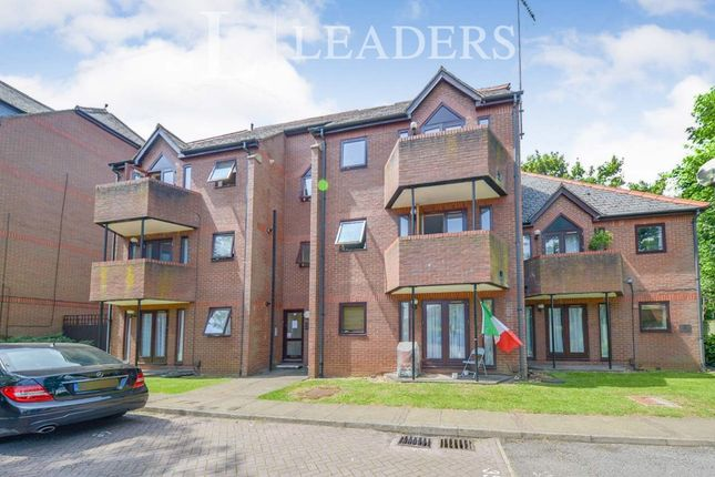 Thumbnail Flat to rent in Ashtree Court, Granville Road, St Albans