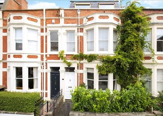 Thumbnail Terraced house for sale in Rockleaze Road, Bristol