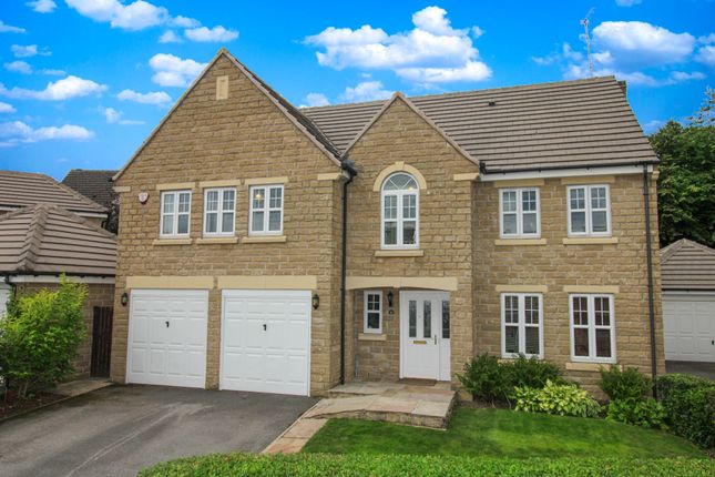 Thumbnail Detached house for sale in Overland Crescent, Bradford, West Yorkshire