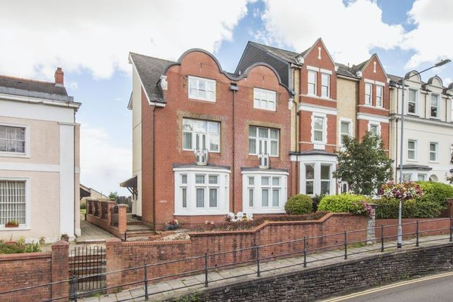 Thumbnail Flat for sale in Stow Hill, Newport