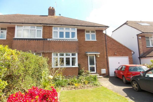 Thumbnail Semi-detached house to rent in Craythorne, Tenterden