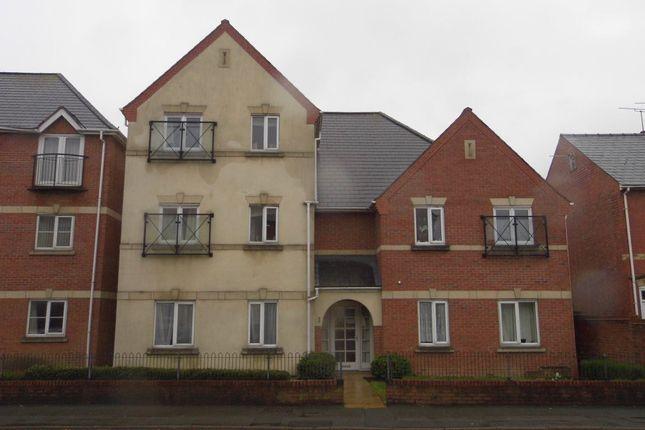Thumbnail Flat to rent in Eden Court, Whitecross