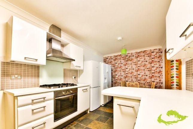 Thumbnail End terrace house to rent in Ashburnham Drive, Brighton