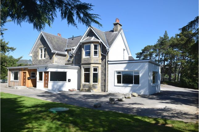 Thumbnail Flat for sale in Golf Course Road, Newtonmore
