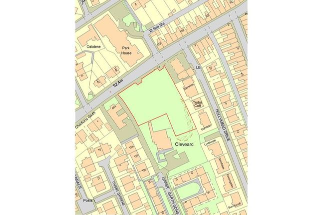Thumbnail Land for sale in Land At Park Lane, Guisborough, Redcar & Cleveland, England
