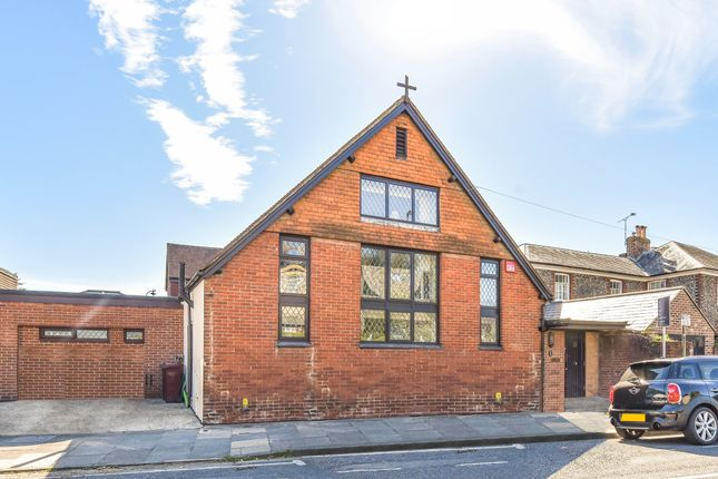 Thumbnail Detached house for sale in St. Pauls Road, Chichester