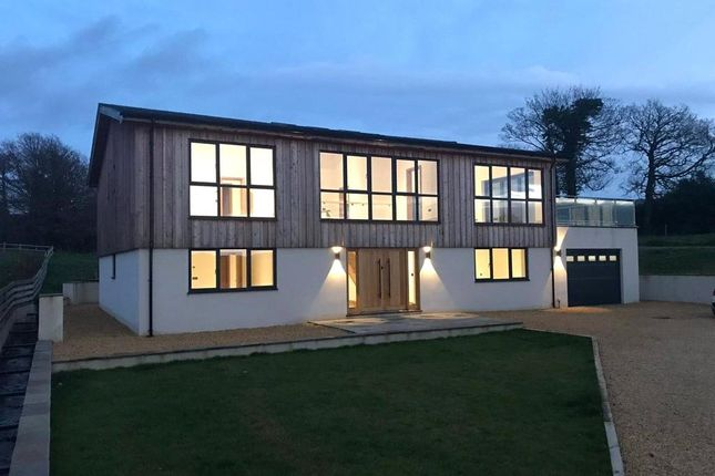 Thumbnail Detached house for sale in East Hill, Nr West Hill, Devon