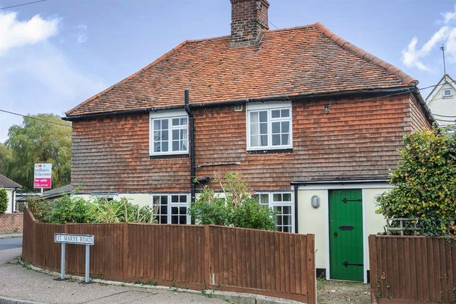 Thumbnail Detached house for sale in Aingers Green, Great Bentley, Colchester