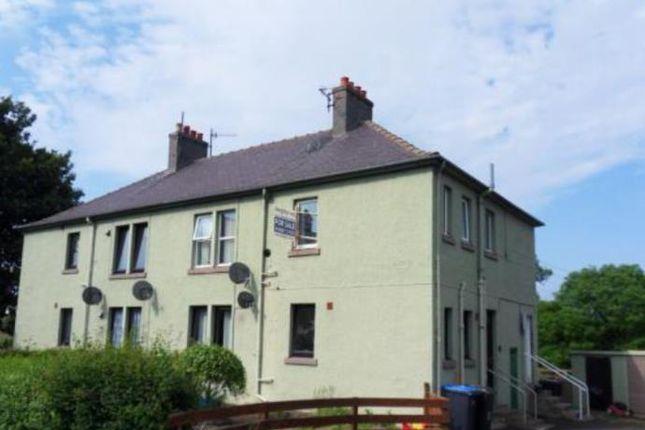 Thumbnail Flat to rent in Ladeside, Reston, Eyemouth