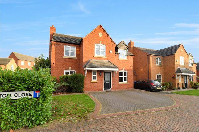 Detached house in  Morton Close  Tamworth  Birmingham