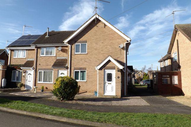 Thumbnail Terraced house to rent in Farrow Avenue, Holbeach, Spalding